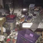 Does insurance cover fire damage clean up?