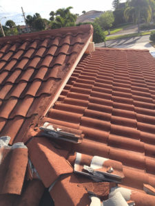 roof leak insurance claim